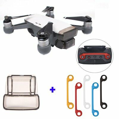 Camera Lens Cover & Controller Thumb Guard Cap for DJI SPARK Gimbal Accessories