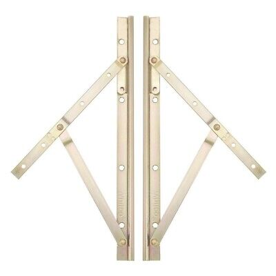 Whitco Window Stays Casement Awning Friction Non-Friction Zinc Or SS 200-500mm