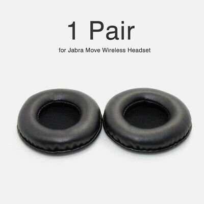 1 Pair Replacement Ear Pads Cushion for Jabra Move Wireless Bluetooth Headphone