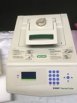 Bio-Rad S1000 Thermal Cycler 96 Well New!