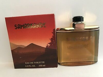 Yves Rocher Samarkande Edt 100ml  1990's