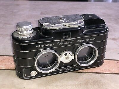 Working View-Master Personal Stereo Camera Sawyer's Antique Viewmaster