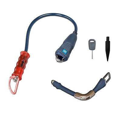 North Kiteboarding Trust Bar Quick Release Rope Harness Kit