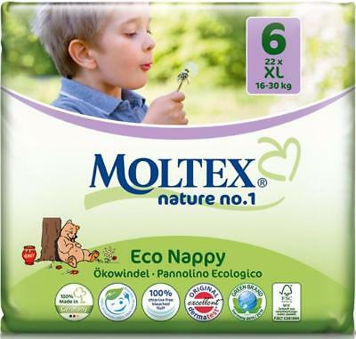 Moltex Nature Diapers (Size 6)
