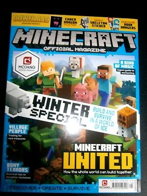 Minecraft Official Magazine Issue 5 (new)
