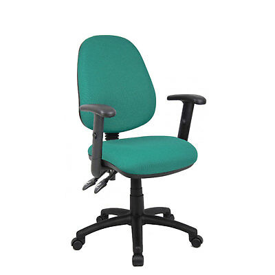 Vantage 100 chair - with adjustable arms - Green