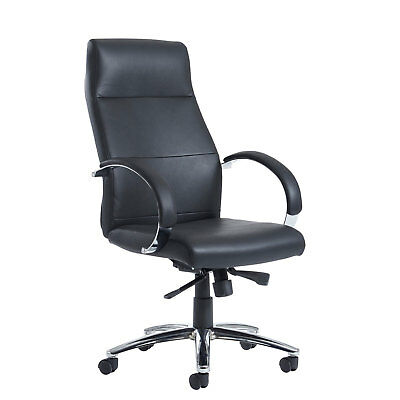 Indiana high back executive chair - Black