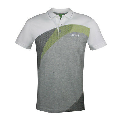 504815769 Hugo Boss Men's Paddy Pro 3 50383611 Polo Golf Shirt s m l xl 2xl 3xl White