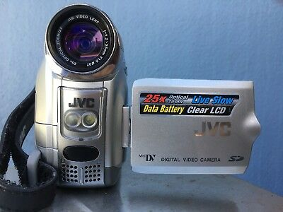 Need help: transfering videos from my JVC MiniDV video