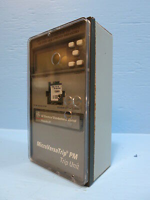 General Electric A216LSIGM 1600A RMS-9 Trip Unit AKR 1600 Amp Plug LSIG Ground