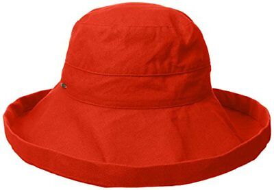 9d6b634f Scala Women'S Cotton Hat With Inner Drawstring And Upf 50+ Ratingpoppy2One  Size