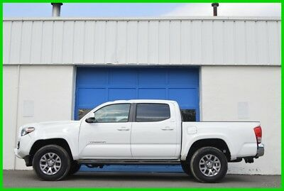 Toyota Tacoma SR5 V6 Repairable Rebuildable Salvage Runs Great Project Builder Fixer Easy Fix Save