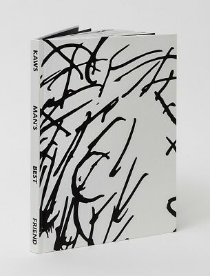 KAWS - Man's Best Friend Exhibition Art Catalogue published by Honor Fraser