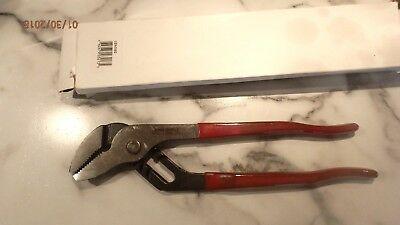 """Proto 260SG 10 3/16"""" Power Track Il Tongue and Groove Pliers with Grip NEW"""