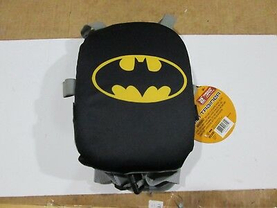 Batman Boys Swim Trainer Flotation Suit - M/L 33-55 Lbs Pool Beach Brand New