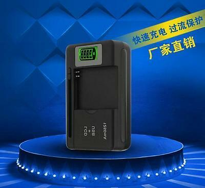 Chargeur Batterie Battery Charger f Doro PhoneEasy 510GSM 515GSM 715GSM DBC-800D