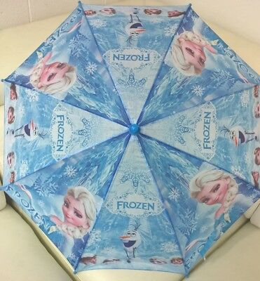 Frozen Umbrella with Whistle Kids Umbrella Kids Gift - Pink
