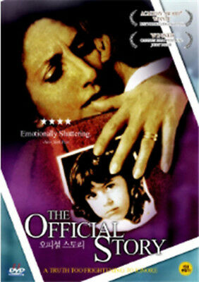 The Official Story, La Historia Oficial / Luis Puenzo (1985) - DVD new