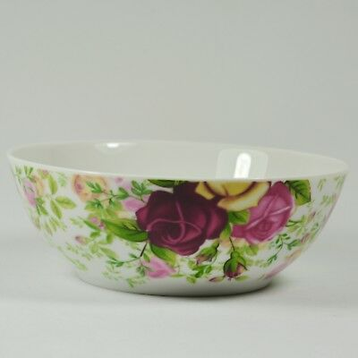 """BRAND NEW - Royal Albert """"Country Rose Chintz"""" - All Purpose Bowl - Cereal Bowl"""