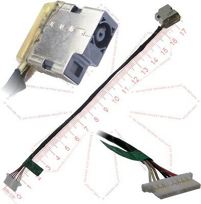 DC POWER JACK SOCKET HARNESS FOR HP STREAM 13-C 13-C002dx 13-C010nr 13-C028NL