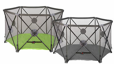 IB-Style- compact and foldable Playpen Libra