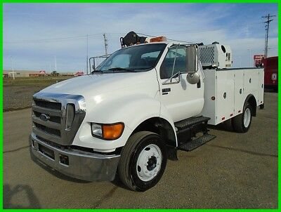 2006 Ford F650XL Service Truck Used