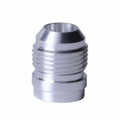 An10 -10 An Male Aluminum Car Performance Hose Weld On Fitting Bung Nitrous