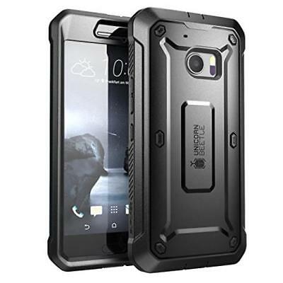 Htc 10 Case Supcase Full-Body Rugged Holster Case With Built-In Screen Prevents
