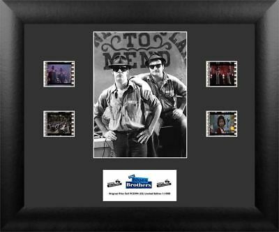 Blues Brothers S2 Double 13 X 11 Film Cell Limited Edition COA