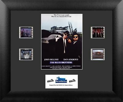 Blues Brothers Double 13 X 11 Film Cell Special Edition COA