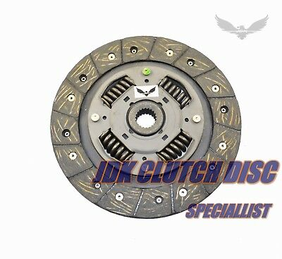 JDK 1988 HONDA CIVIC & CRX 1.5L 1.6L STAGE2 SPORT CLUTCH DISC 200mm 21SP