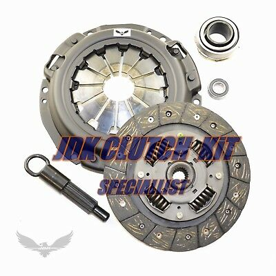 JDK 1988 HONDA CIVIC & CRX 1.5L 1.6L D15 D16 STAGE2 ORGANIC CLUTCH KIT 21Spline