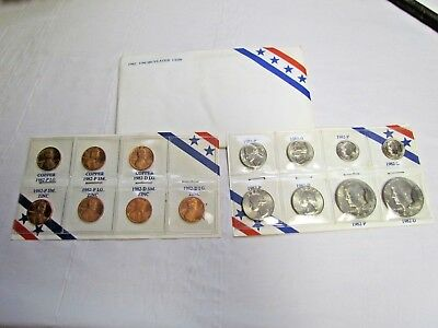 1982 P & D UNCIRCULATED MINT SET.  Private Issues.