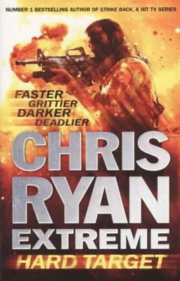 NEW Chris Ryan Extreme: Hard Target By Chris Ryan Paperback Free Shipping