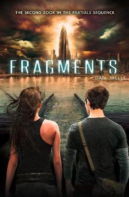 NEW Fragments By Dan Wells Paperback Free Shipping