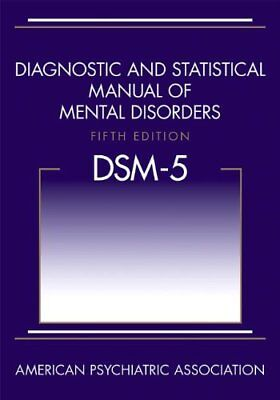 DSM-5 Diagnostic and Statistical Manual of Mental Disorders- by APA, [PDF EBOOK]
