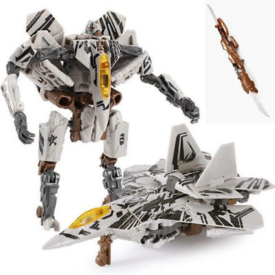 ACTION Movie Transformers ROTF Voyager CLASS Starscream marvel Figure