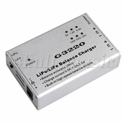 G3220 Balance Fast Charging Charger for Parrot AR Drone 2 Battery