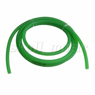 Green 100CM Length 4MM Diameter PU Round Belt for Groove Pulley Drive