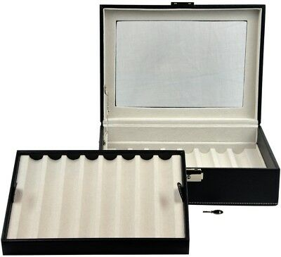 Luxury Display Pen Collection/Storage Case for 16 Pens-model: PenPro-16LTR