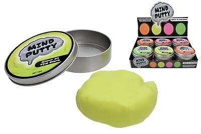 Mind Putty Glow in the Dark Novelty Toy Game Gag Science Kids  Plasticine Gift
