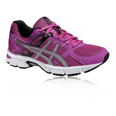 Asics Gel Essent 2 Womens Purple Cushioned Running Road Sports Shoes Trainers
