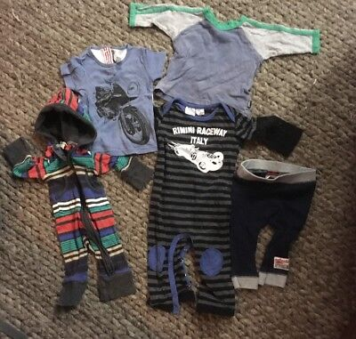 Boys 00 & 000 Bundle - Jack & milly, Milky, Bonds, Sooki Baby