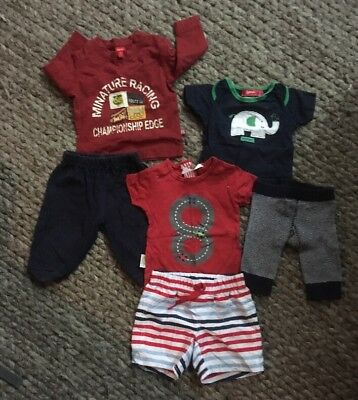Boys 00 Bundle - Sprout, Esprit, Sooki Baby