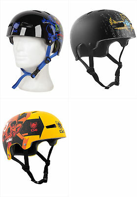 TSG Evolution Artist Goldbeck Herren Damen Skate Helm