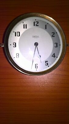 vintage smiths clock might have come out of a coach ?