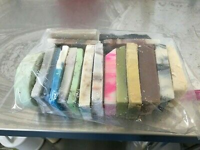 """End Cuts All Natural Handmade Soap 2 Ib """"Free Shipping """"  Special!!"""