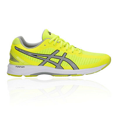Asics Mens GEL-DS Trainer 23 Running Shoes Trainers Sneakers Yellow Sports