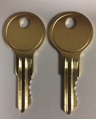 2 New Hon File Cabinet Keys 101E To 225E Keys Cut To Code Locksmith Service