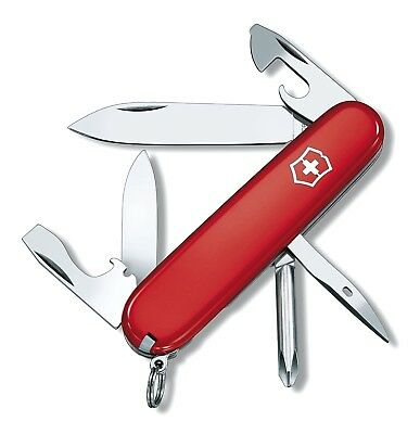 !Swiss Army Knife, Red Tinker & Carbide Sharpener, Victorinox